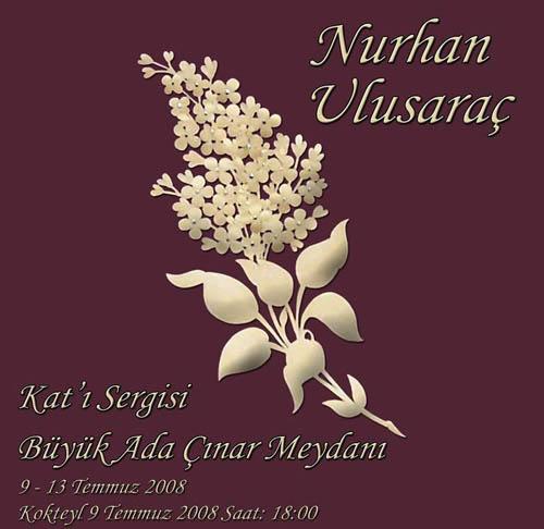 Nurhan ULUSARAÇ Ebru ve Katı' Sergisi